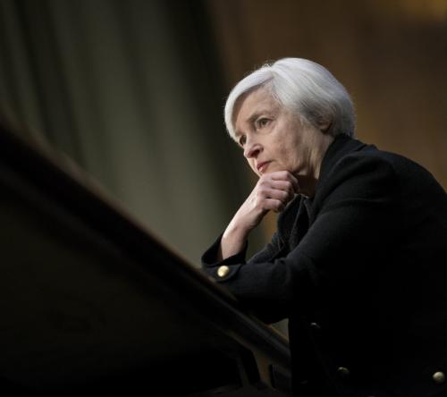 """حديث """"يلين"""" يخالف توقعات الاقتصاديين"""