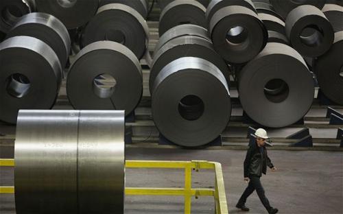 القراءة النهائية لمؤشر PMI التصنيعي الألماني تسجل 54.1