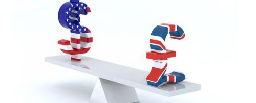 الاسترليني يتراجع عقب ظهور تقرير التضخم