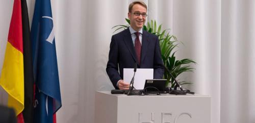 """تصريحات """"فايدمان"""" محافظ البنك المركزي الألماني"""