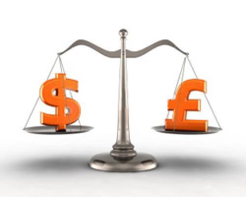 الاسترليني دولار يسجل المزيد من الهبوط