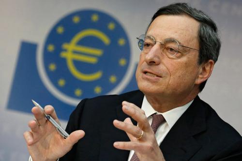 """تعليق """"دراجي"""" على معدلات النمو بمنطقة اليورو"""