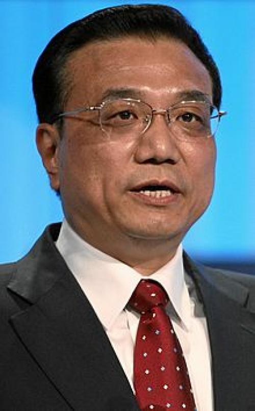 """تصريحات """"لي كه تشيانغ"""" رئيس الوزراء الصيني"""