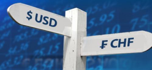 الدولار فرنك واحتمالية وصوله إلى 0.8985