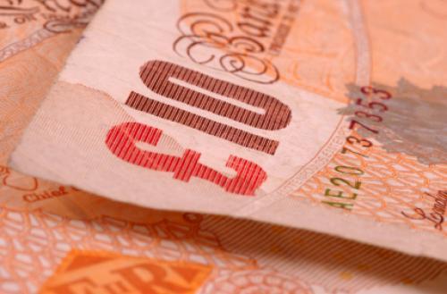 المعروض النقدي البريطاني يتراجع