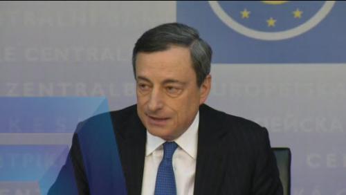 البيان الصادر عن البنك المركزي الأوروبي اليوم
