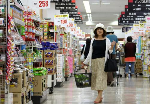ثقة المستهلك الياباني يتجاوز التوقعات