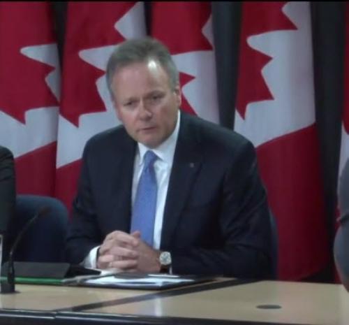 """أهم ما جاء خطاب """"بولوز"""" محافظ بنك كندا، اليوم"""
