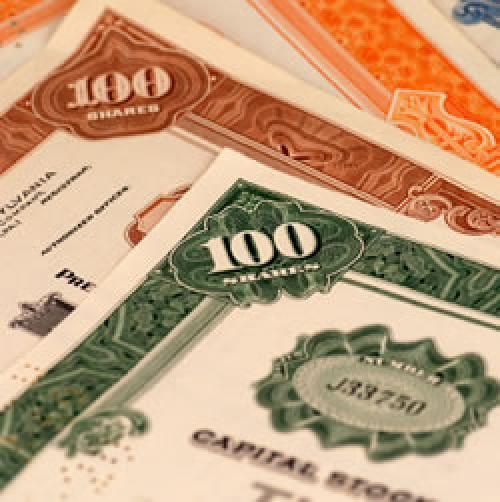 تراجع مشتريات الأوراق المالية طويلة الأجل