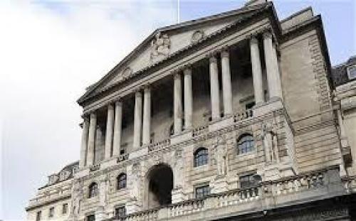 خطة بنك انجلترا لرفع معدلات الفائدة لا تزال بعيدة المنال