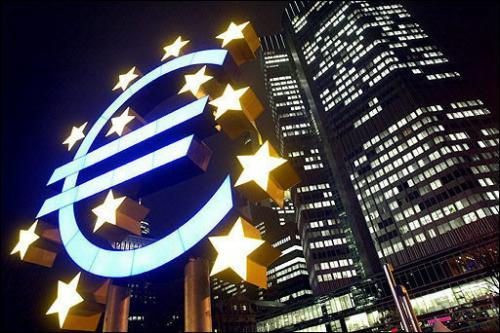 منطقة اليورو لاتزال تعاني من حالة ركود في النمو الاقتصادي