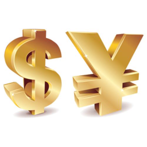 نظرة على تداولات الدولار ين