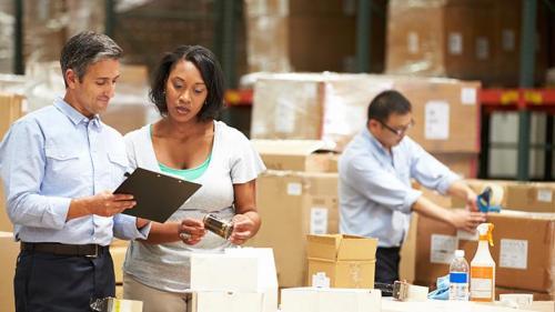 ارتفاع التقديرات الأولية لمؤشر مديري المشتريات الأمريكي