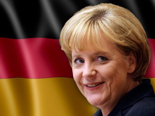 ميركل: معدلات النمو الألمانية ستكون جيدة هذا العام