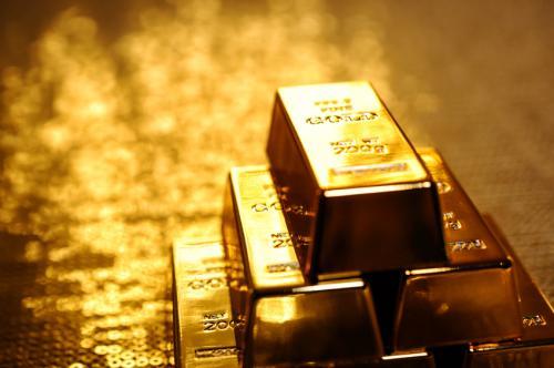 الذهب يسجل ارتفاعًا في ضوء الأزمة الأوكرانية