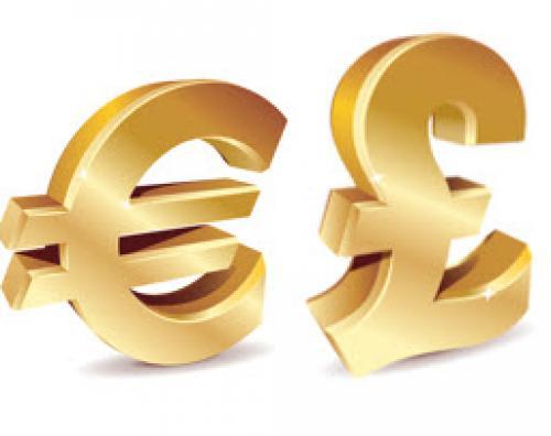 اليورو استرليني يرتفع مبتعدًا عن أدنى مستوياته
