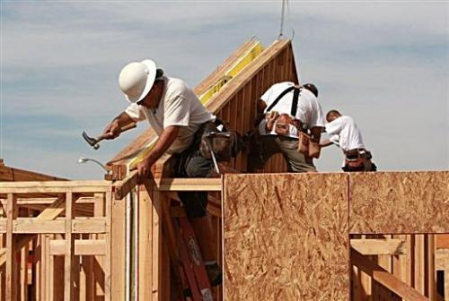 مؤشر إنفاق قطاع البناء يفوق التوقعات
