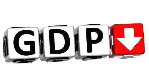 توقعات: تراجع التقديرات الأولية لإجمالي الناتج المحلي الأمريكي