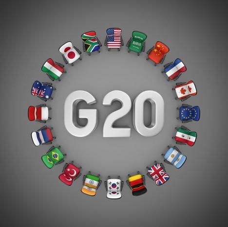 مجموعة العشرين تؤكد على ضروة التزام الحذر عند تعديل السياسات النقدية