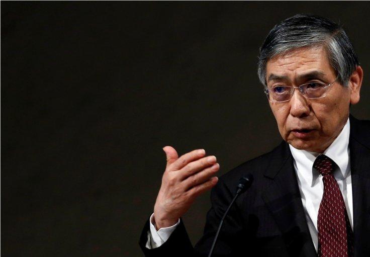 ترشيح كورودا لفترة ثانية كمحافظ لبنك اليابان