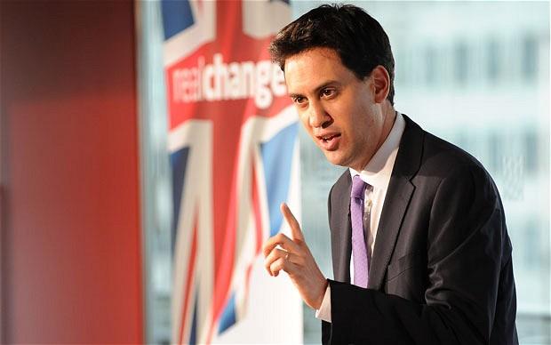 توقعات بفوز Miliband من حزب العمل البريطاني برئاسة الوزراء