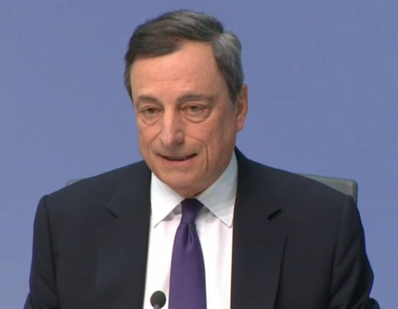دراجي: سوف نفعل ما يتوجب علينا لرفع معدلات التضخم بوتيرة سريعة