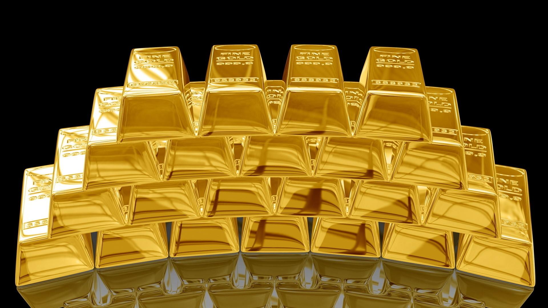 الذهب أعلى 1218 دولار مدعوماً باستمرار ضعف الدولار