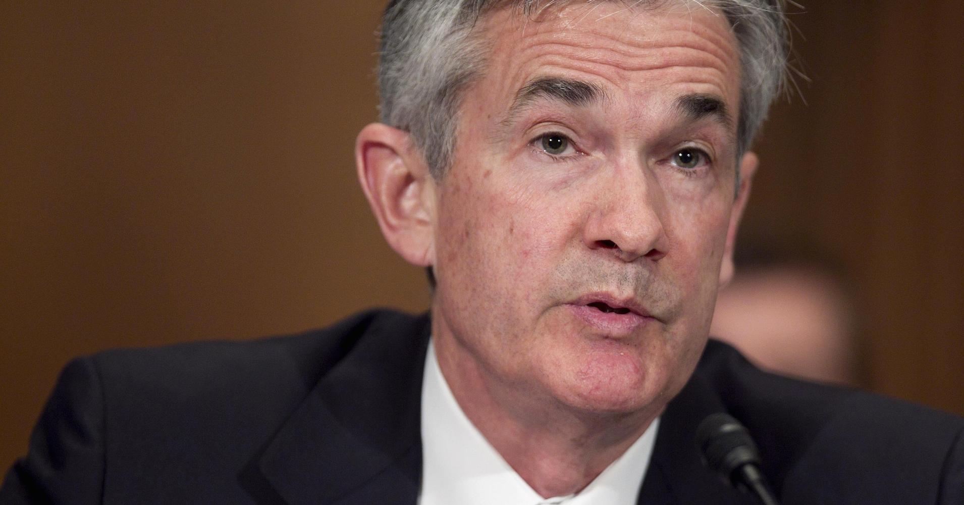 باول، محافظ الفيدرالي الأمريكي: الوضع الاقتصادي مطمئن الآن