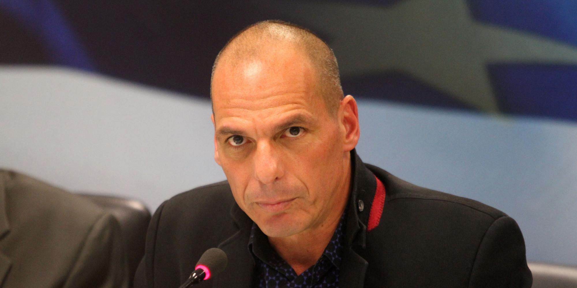 Varoufakis: المركزي الأوروبي مديون بمبلغ 2 مليار يورو لليونان