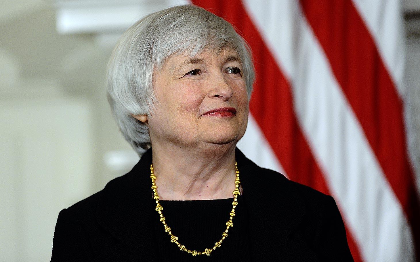 توقعات بنك كريدي سويس بشأن شهادة يلين محافظ الإحتياطى الأمريكي