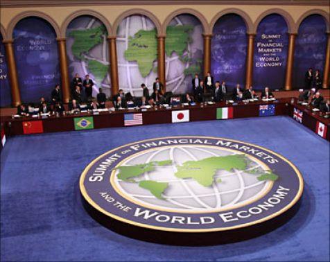 مجموعة العشرين تتعهد بتعزيز النمو لمواجهة خطر الركود