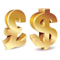 ارتفاع الاسترلينى دولار نتيجة إيجابية بيانات التوظيف البريطانية