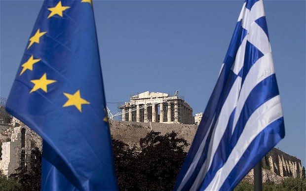 الحكومة اليونانية تعلن إلتزامها بعمل إصلاحات في النظام المالي