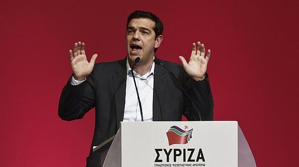 رئيس الوزراء اليونانى تسيبراس يستبعد اللجوء إلى روسيا لطلب المساعدات