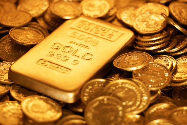 الذهب يصارع للحفاظ على مكاسبه