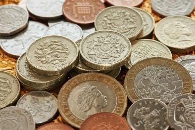 بيان التضخم يدعم الاسترلينى