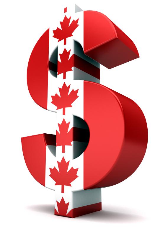 ثلاثة أسباب تدعم تعافى الدولار الكندى