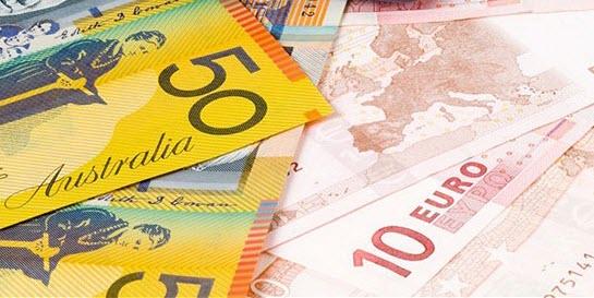النظرة الفنية اليومية لليورو استرالي، فرصة