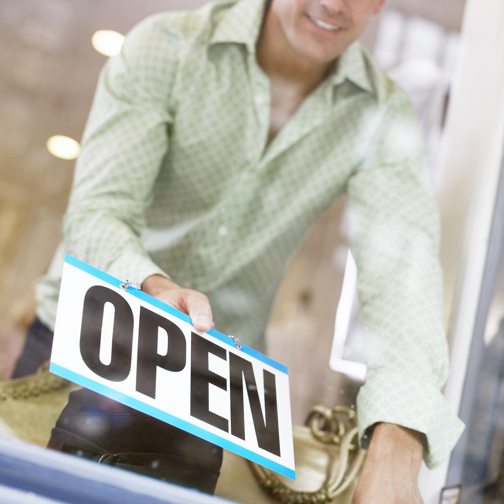 تراجع مؤشر الأعمال الصغيرة