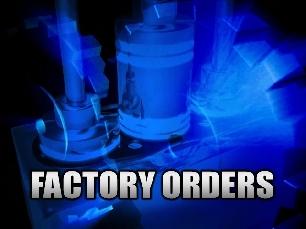 تراجع طلبات المصانع الأمريكى