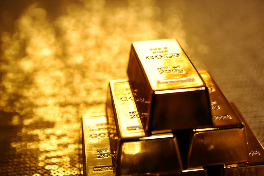 الذهب يتجه هبوطًا