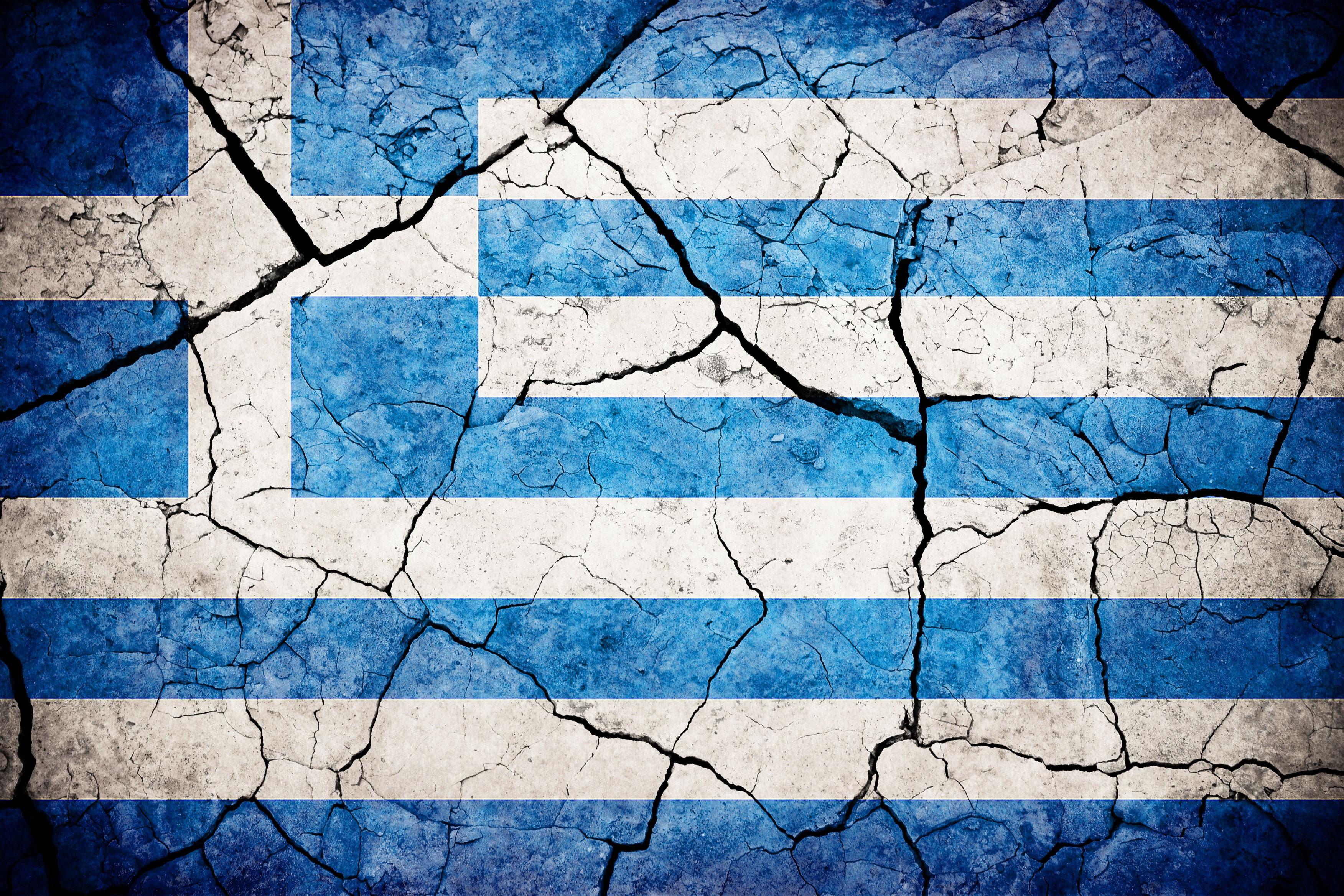 البيانات تؤكد استمرار الركود في اليونان