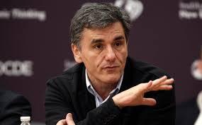 تساكالوتوس يشغل منصب وزير المالية اليوناني