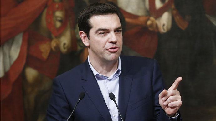 تسيبراس: إذا تقدمت مجموعة اليورو بعرض جيد فسوف نستجيب على الفور