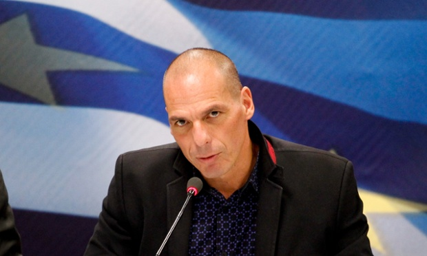 استقالة وزير المالية اليوناني في حالة التصويت بنعم على الاستفتاء