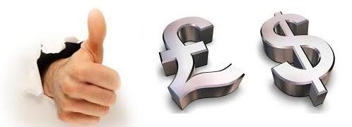 الإسترليني دولار يطابق توقعاتنا ويتجه للهبوط