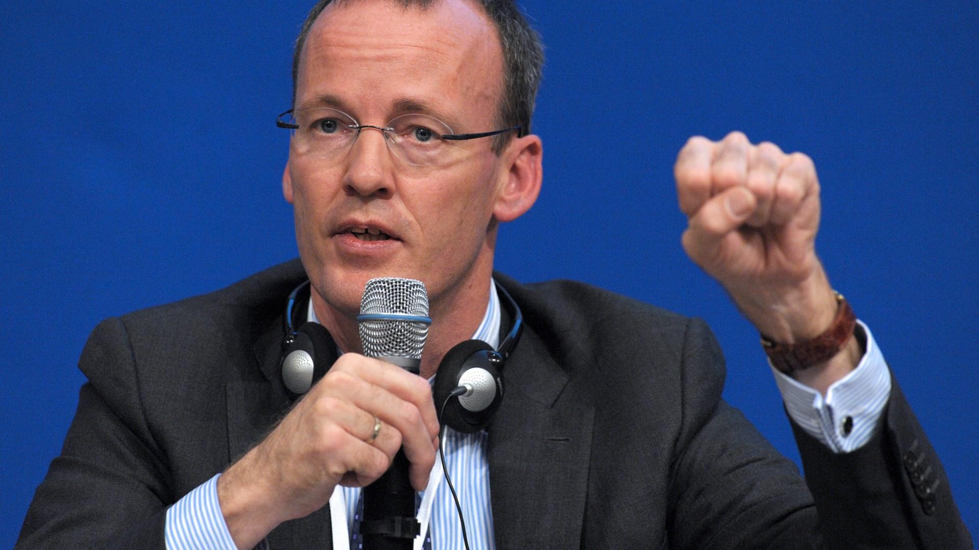 عضو المركزي الأوروبي، نوت: نفكر حالياً في صياغة خطة طوارىء