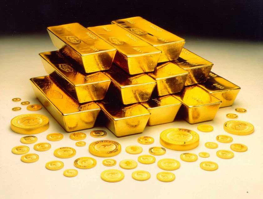 انخفاض أسعار الذهب تأثرا بنتائج اجتماع الفيدرالي