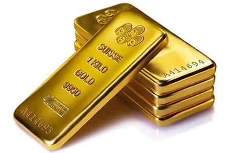أسعار الذهب تنخفض في بداية تعاملات اليوم