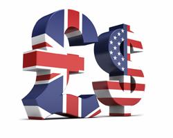 الاسترليني دولار في ترقب بيان الاحتياطي الفيدرالي اليوم